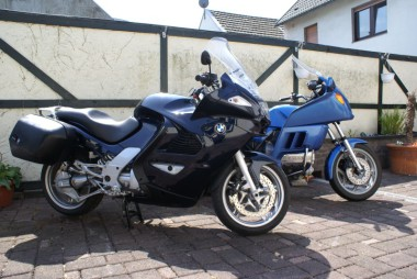 BMW K 1200 GT | Reisecruiser.de | Tourenmotorrad | Tourensportler