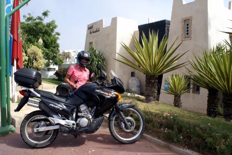 Hotel La Kasbah in Agadir