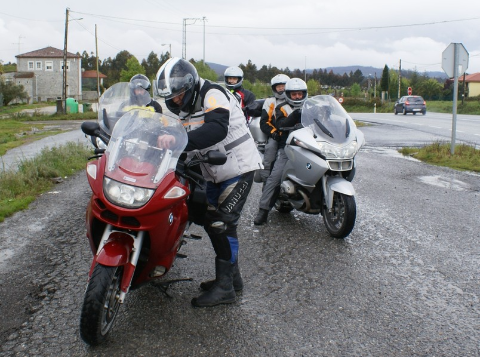 Jakobsweg mit dem Motorrad - reisecruiser.de