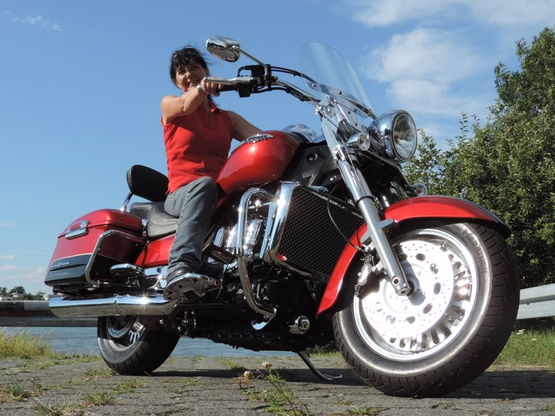 Teatime With The Beast Triumph Rocket Iii Touring Test Und