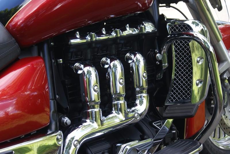 2,3 Liter Hubraum - 3 Zylinder - 206 Nm Drehmoment