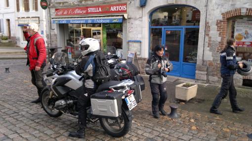 Pas de Calais - Motorradtour