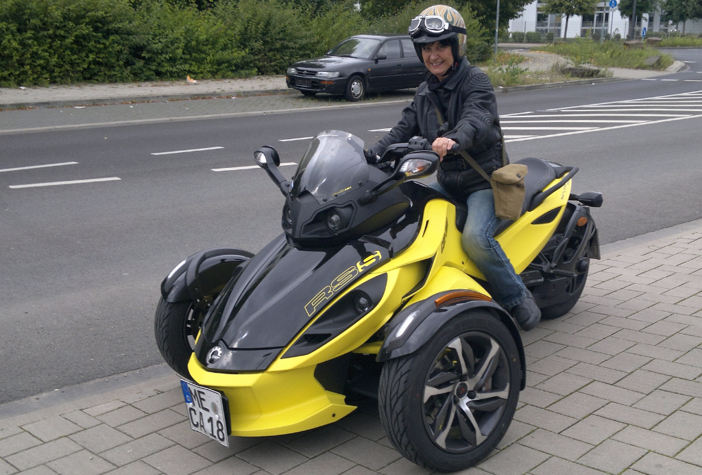 Der Roadster: Can-Am RS-S