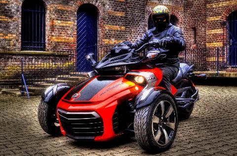 CanAm Spyder F3-S - reisecruiser.de