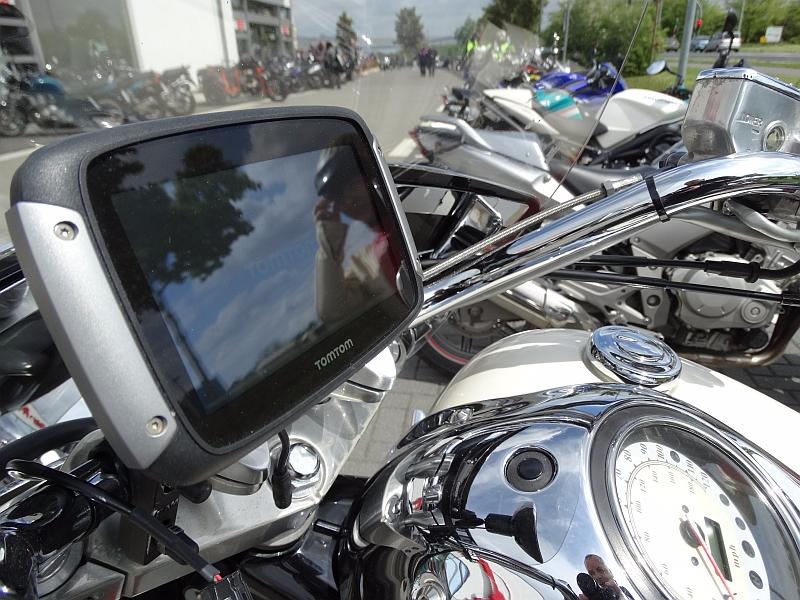 Testbericht TomTom Rider 400