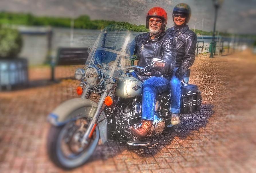 Harley Davidson Heritage Softail Classic (© Ben Ott / Thunderbike)