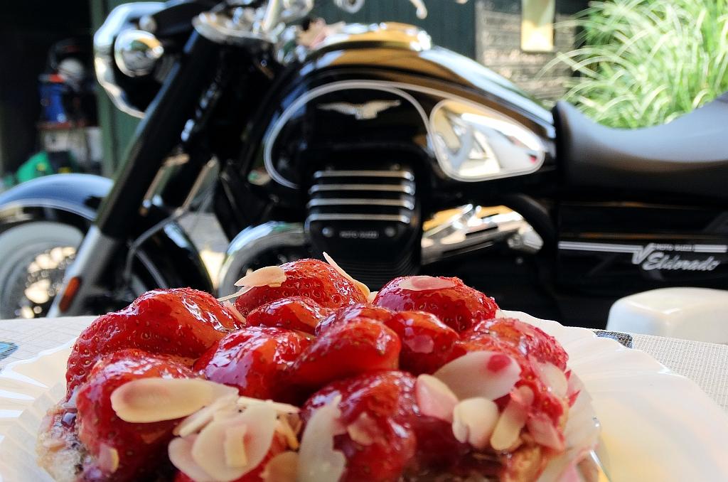 Moto Guzzi Eldorado | Test- und Fahrbericht @ reisecruiser.de
