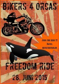 Bikers 4 Orcas 2015