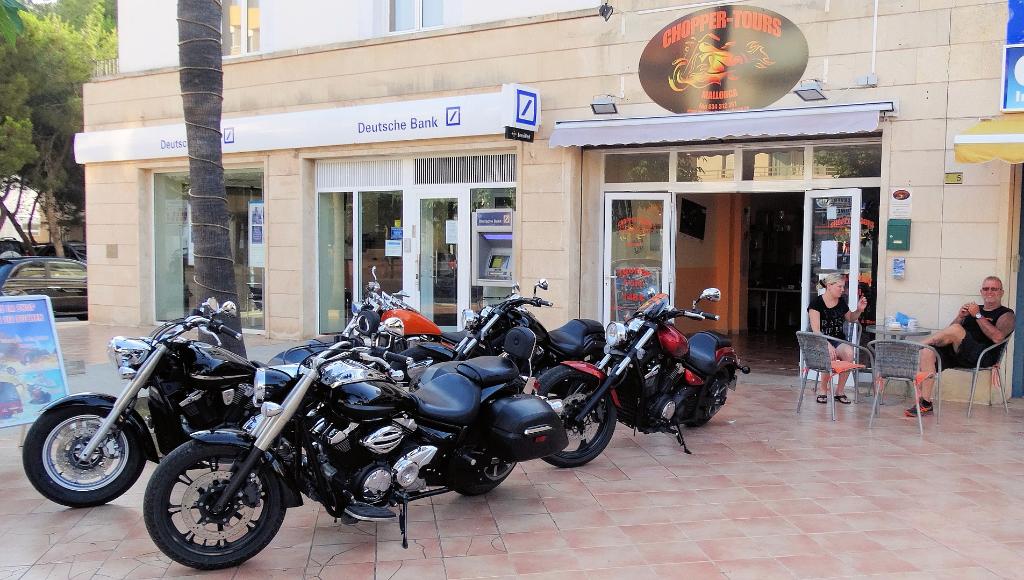 Chopper Tours Mallorca © reisecruiser.de