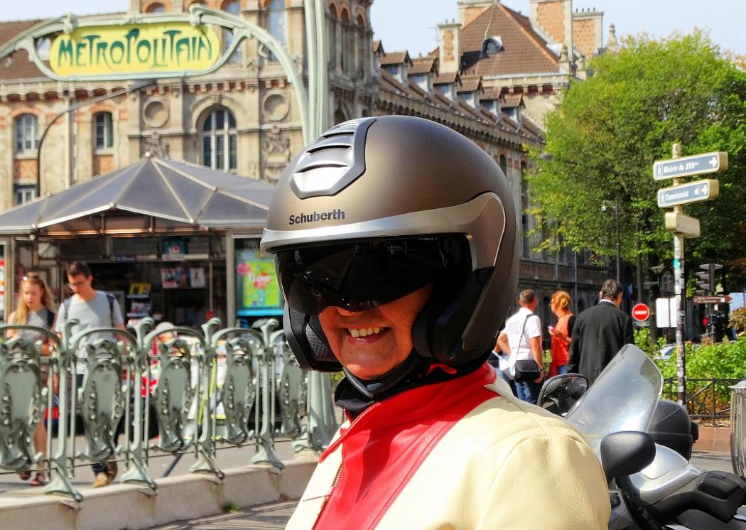 SCHUBERTH Metropolitan M1 @ reisecruiser.de
