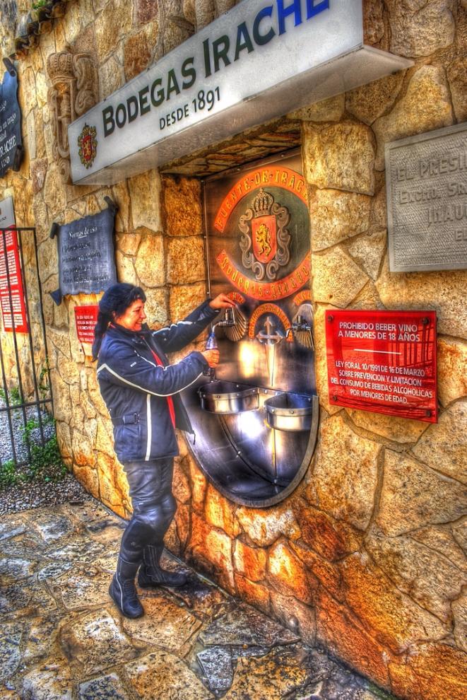 Estella, Bodega Irache