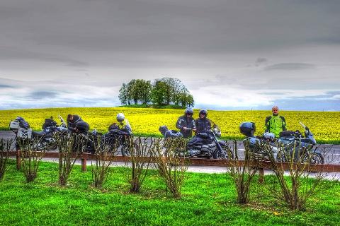 Jakobsweg per Motorad | reisecruiser.de | Frankreich | Spanien