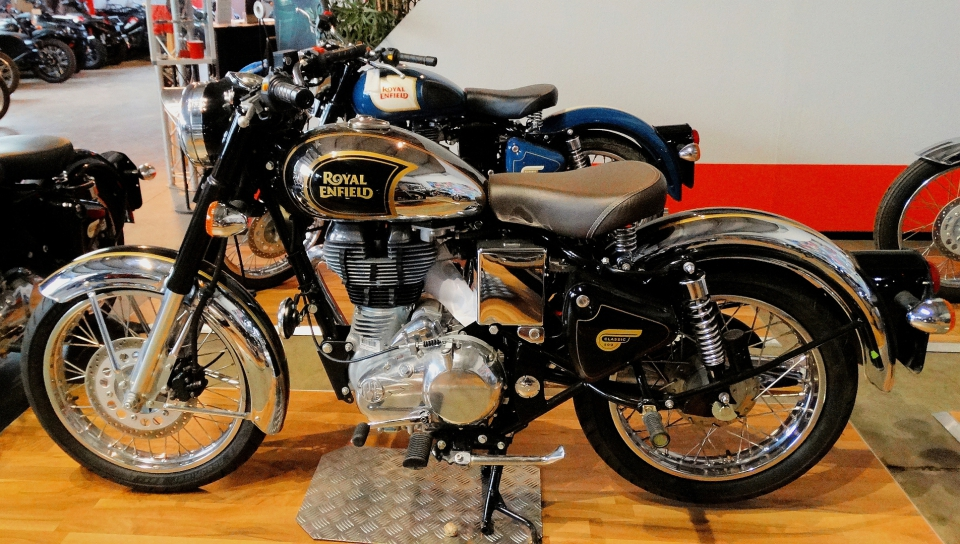 A legend lives: Royal Enfield Classic 500 EFI
