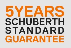 5 Jahre Herstellergarantie bei SCHUBERTH