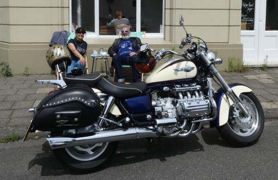 Honda VT 1100 Aero by reisecruiser.de