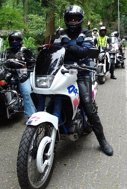 Motorradkorso