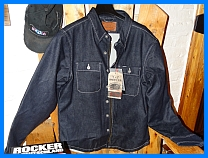 ROKKER Rider Shirt Raw