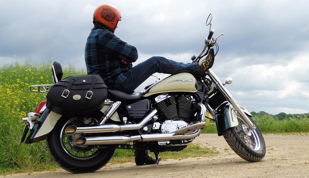 """Stadler's Motorradhose """"FIRE"""""""