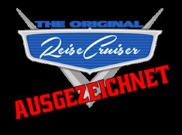 AUSGEZEICHNET von reisecruiser.de