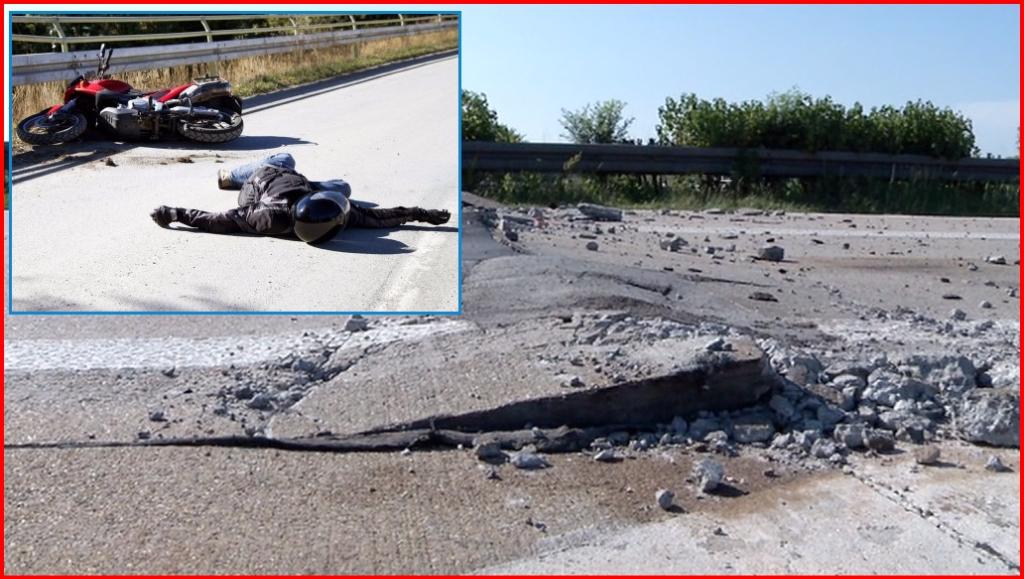 Sommerhitze = Gefahr für Sprungschanzen durch Straßenschäden