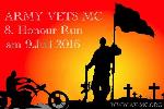 Army Vets Honour Run