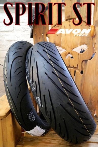 SPIRIT ST von AVON Tyres @ reisecruiser.de