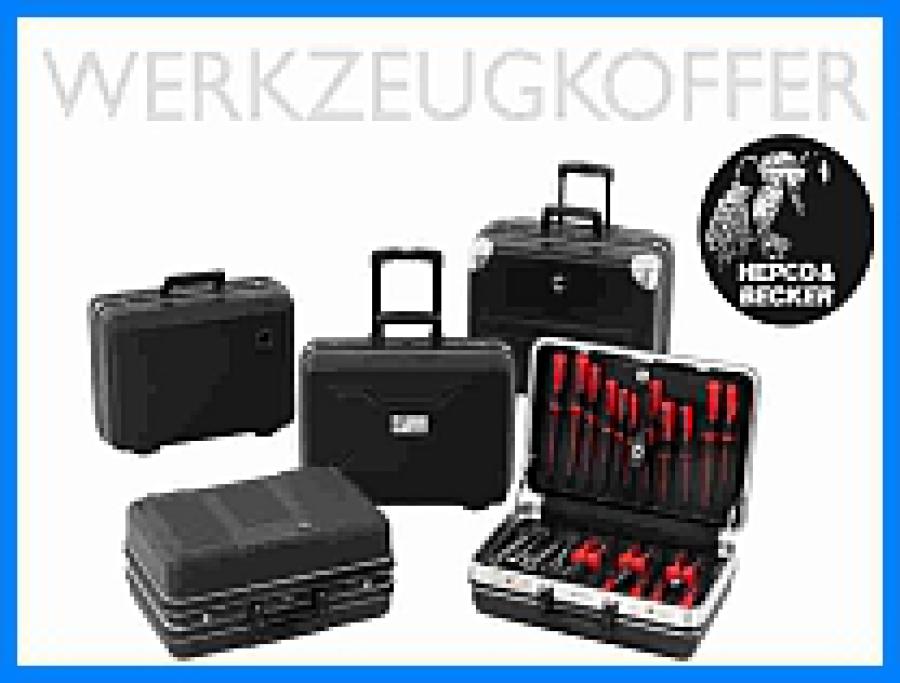HEPCO & BECKER Werkzeugkoffer
