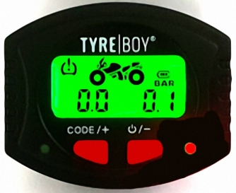 Tyre|Boy Display