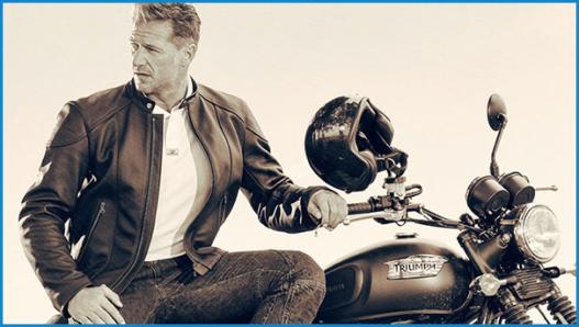 """STADLER Motorradjacke """"Spirit"""""""