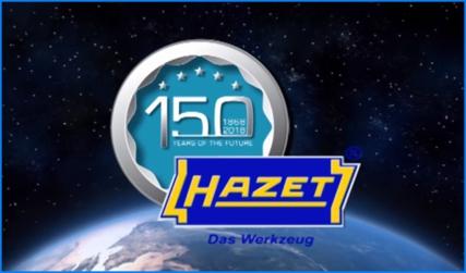 HAZET Werkzeuge - seit 1868 am Start...