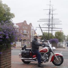 Motorradtour Nordsee
