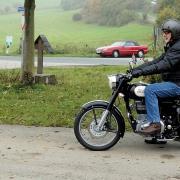 Royal Enfield Classic 500 @ reisecruiser.de