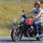 Moto Guzzi V7 II @ reisecruiser.de