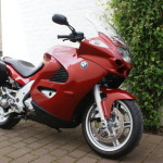 BMW K 1200 RS by reisecruiser.de