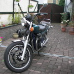 CB 650 Custom by reisecruiser.de
