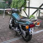 CB 650 Custom by reisecruiser.de